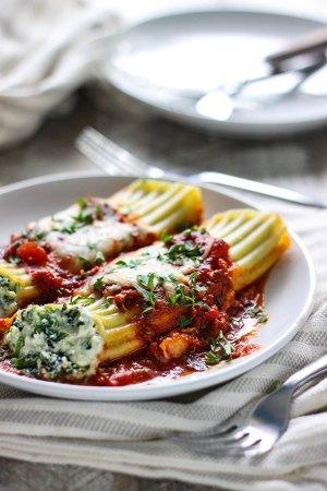 spinach-three-cheese-manicotti-1