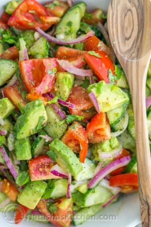 Cucumber-tomato-avocado-salad-5