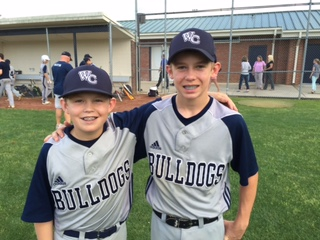 Fischer and Hunter Pearson – Brothers, Baseball, and Brawn
